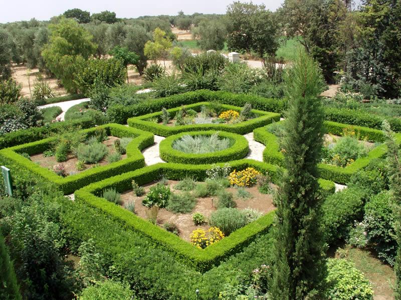 Giardino All 39 Italiana La Cutura Giardino Botanico