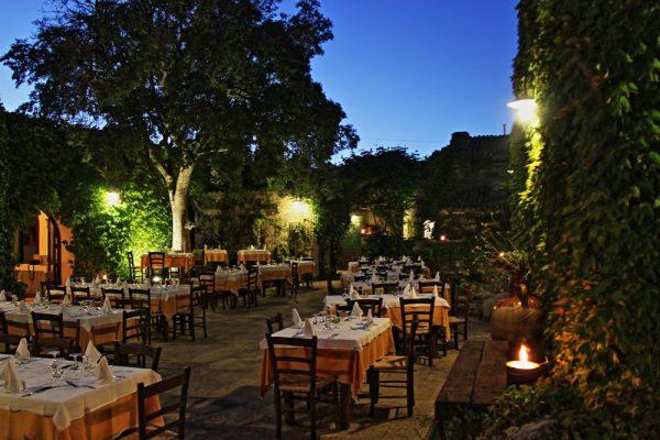 Il Ristorante - Borgo Estivo