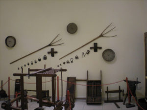 Museo - particolare